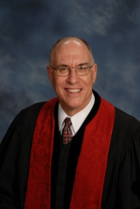 Alderman in robes